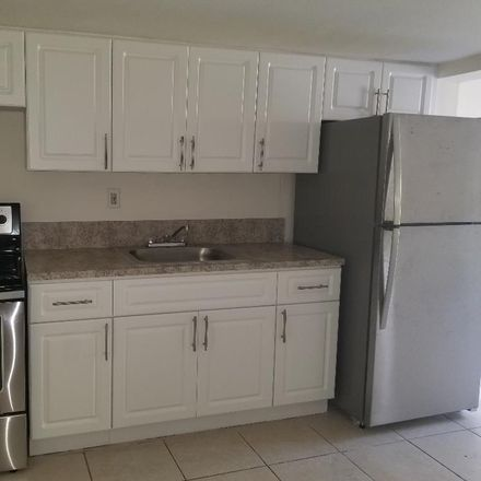 Rent this 1 bed apartment on 168 NE 60th St in Miami, FL 33137