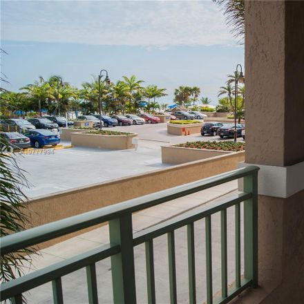 Rent this 2 bed condo on 2080 South Ocean Drive in Hallandale Beach, FL 33009