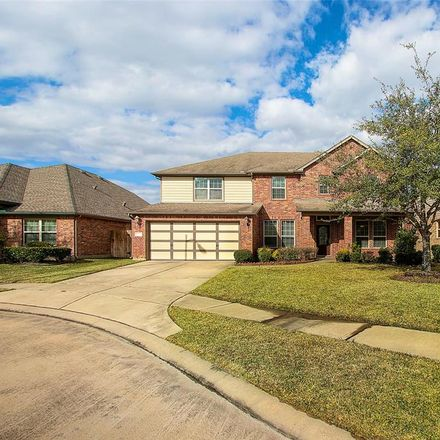 Rent this 5 bed house on 17226 Forest Ridge Pt in Houston, TX