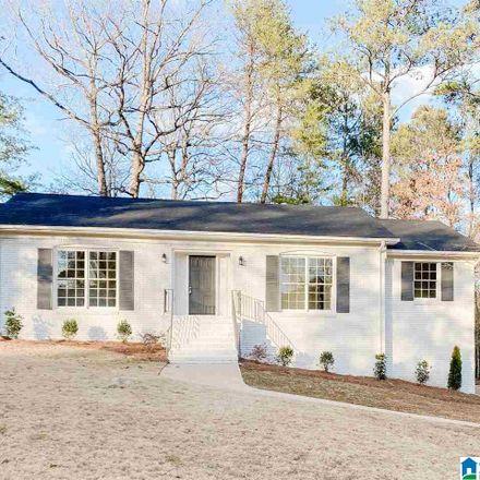 Rent this 3 bed house on 940 Rockingham Road in Birmingham, AL 35235