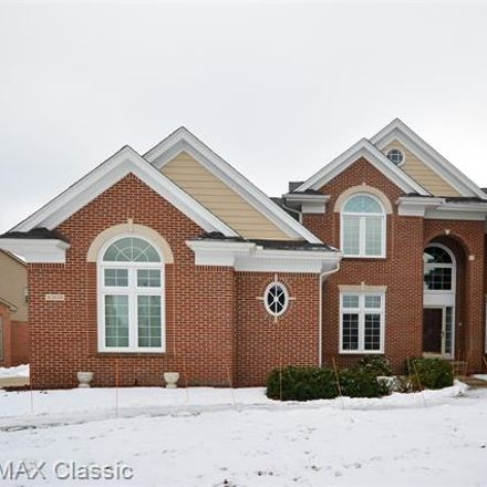 Rent this 4 bed house on 45859 Lathum Dr in Novi, MI