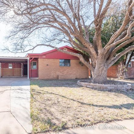 Rent this 4 bed house on McDonald St in Midland, TX