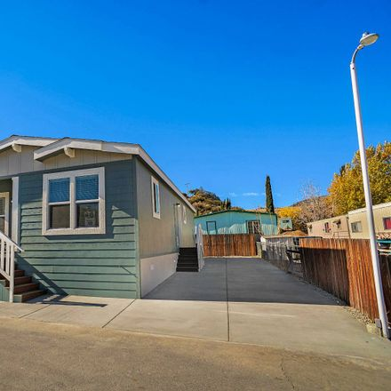Rent this 3 bed house on Oakridge Mobile Home Park in 657 Lebec Road, Lebec