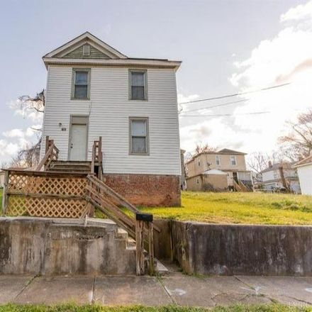 Rent this 3 bed house on Franklin Street Baptist Church in Gum Street, Lynchburg