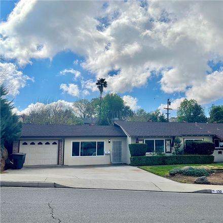 Rent this 4 bed house on 132 East Broadbent Drive in Riverside, CA 92507