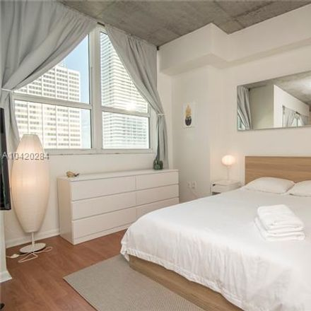 Rent this 1 bed loft on Miami in FL, US