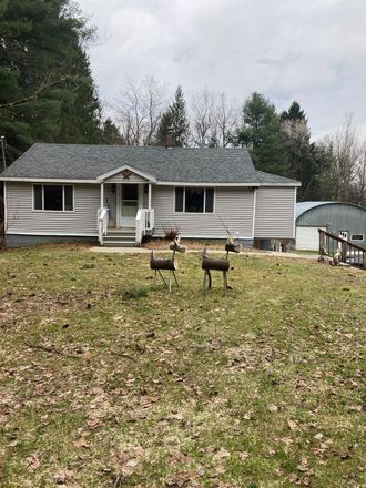 Rent this 3 bed house on 409 Valley View Road in Town of Unadilla, NY 13733