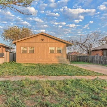 Rent this 3 bed apartment on 2602 Delano Avenue in Midland, TX 79701