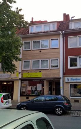 Rent this 1 bed apartment on Admiralstraße 145 in 28215 Bremen, Germany