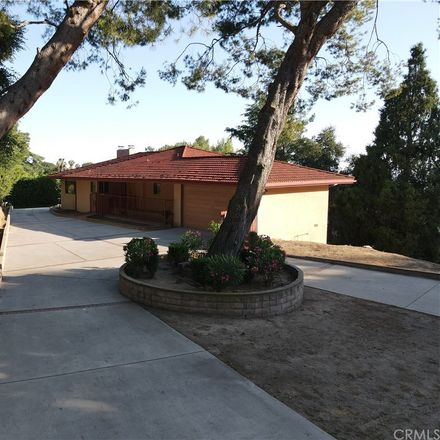Rent this 4 bed house on Skylane Drive in Altadena, CA 91001