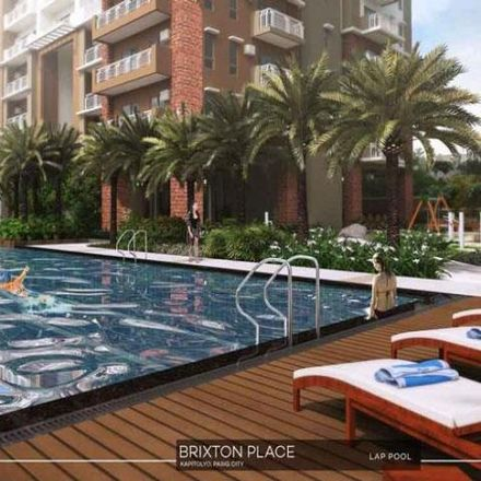 Rent this 1 bed condo on Brixton in Pasig, 1603