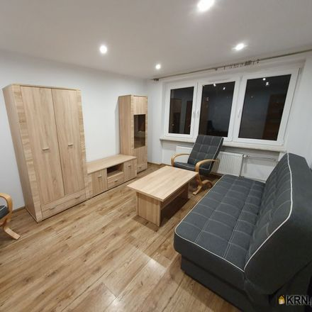 Rent this 1 bed apartment on Wielka Skotnica 47 in 41-400 Mysłowice, Poland