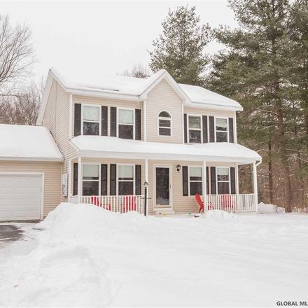Rent this 3 bed house on 466 Colebrook Road in Town of Northumberland, NY 12831