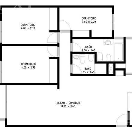 Rent this 5 bed apartment on Avenida 38 1275 in Partido de La Plata, 1900 La Plata