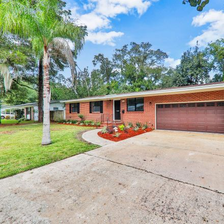 Rent this 3 bed house on 10569 Hemming Road in Jacksonville, FL 32225