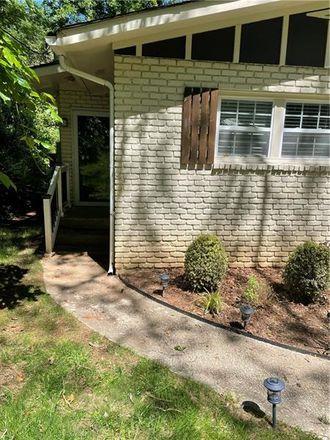 Rent this 2 bed duplex on 445 Lanier Street Northwest in Atlanta, GA 30318