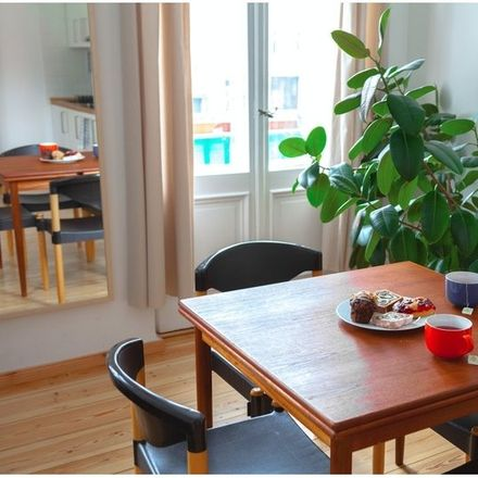 Rent this 1 bed apartment on Prenzlauer Allee 218 in 10405 Berlin, Germany