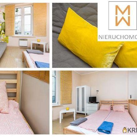 Rent this 1 bed apartment on Generała Kazimierza Pułaskiego 14 in 81-760 Sopot, Poland