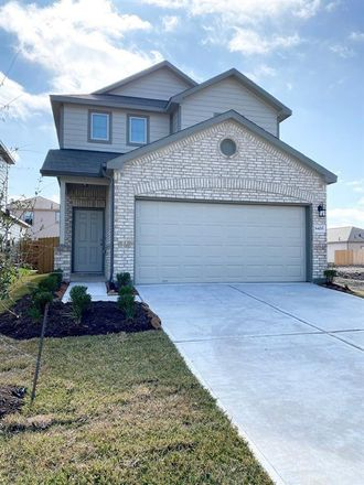 Rent this 3 bed house on Marchena Dr in Houston, TX