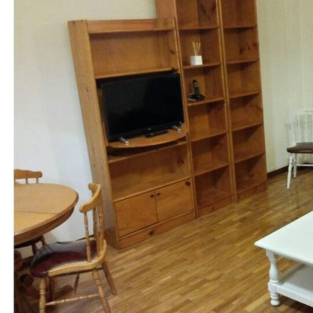 Rent this 1 bed apartment on Calle de Enrique I in 28001 Madrid, Spain