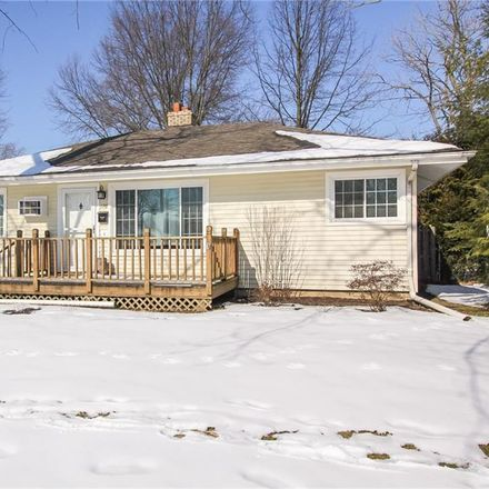 Rent this 3 bed house on 176 Wyleswood Drive in Berea, OH 44017
