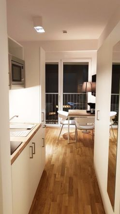 Rent this 1 bed apartment on A3 in Willy-Brandt-Allee, 81829 Munich