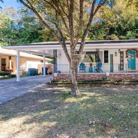 Rent this 3 bed house on 2207 Ridge Park Dr in Little Rock, AR