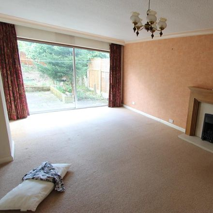 Rent this 4 bed house on Calthorpe Close in Walsall WS5 3LT, United Kingdom