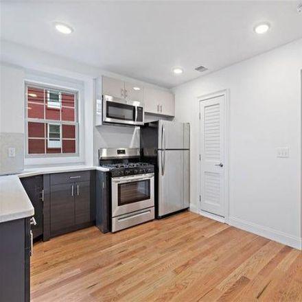 Rent this 3 bed house on Midtown Garage in Grand Street, Hoboken