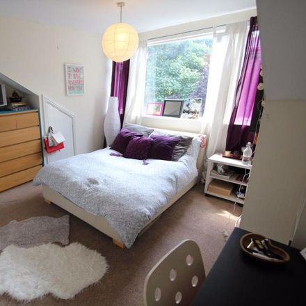Rent this 3 bed house on Grove Gardens in Leeds LS6 4EG, United Kingdom