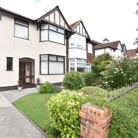 Rent this 3 bed house on Holmefield Road in Liverpool, L19