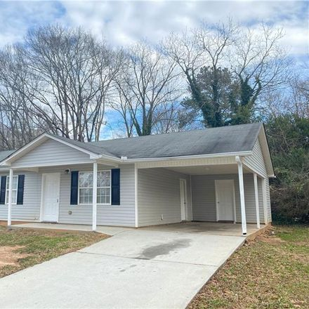 Rent this 3 bed house on 196 Graham Street in Winder, GA 30680