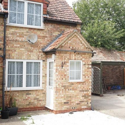 Rent this 1 bed house on Gracious Street in Fenland PE7 1AP, United Kingdom