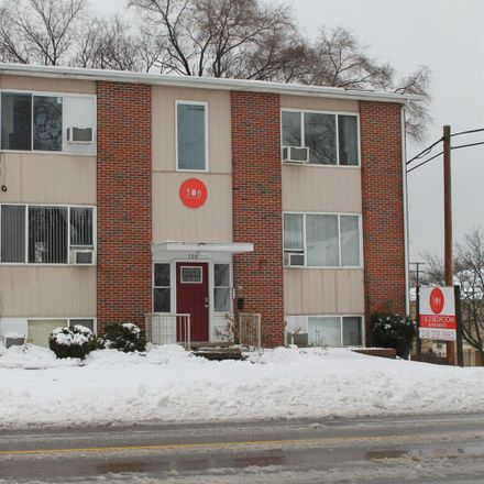 Rent this 2 bed apartment on 306 South Prospect Street in Ypsilanti, MI 48198