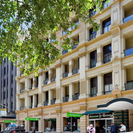 Rent this 1 bed apartment on Work in Progress in King Street, Sydney NSW 2000