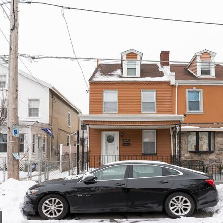 Rent this 4 bed townhouse on 4621 Lesher Street in Philadelphia, PA 19124