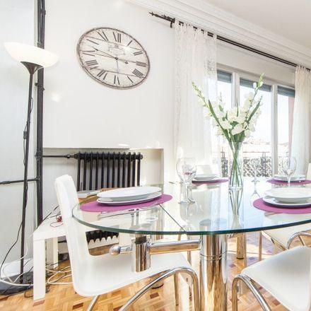 Rent this 3 bed apartment on Paseo de la Castellana in 230, 28046 Madrid