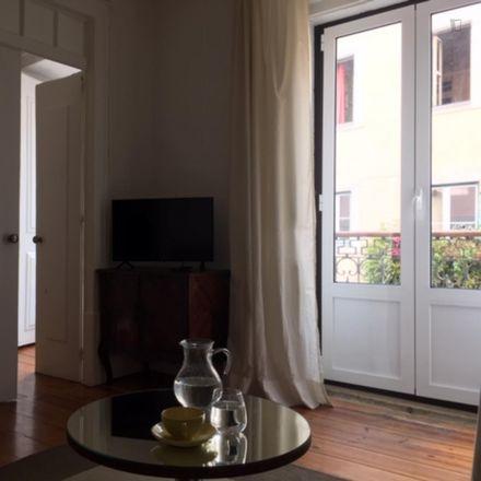 Rent this 3 bed apartment on Rua dos Prazeres 81 - 87 in 1200-366 Lisbon, Portugal