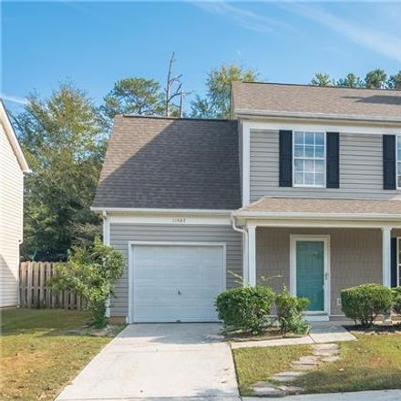 Rent this 3 bed house on 11407 Northwoods Forest Drive in Charlotte, NC 28214