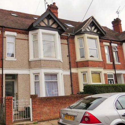 Rent this 1 bed room on Gosford Park Primary School in St. George's Road, Coventry CV1 2DF