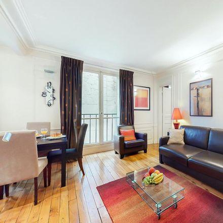 Rent this 1 bed apartment on 22 Avenue de l'Opéra in 75001 Paris, France