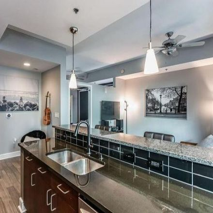 Rent this 1 bed condo on Plaza Midtown in Peachtree Place Northwest, Atlanta