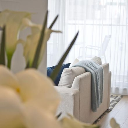 Rent this 2 bed apartment on Grand Tower in 1 Plaza Gardens, London SW15 2DF