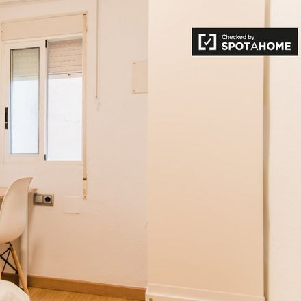 Rent this 4 bed apartment on Carrer de Sant Rafael in 46000 Valencia, Spain