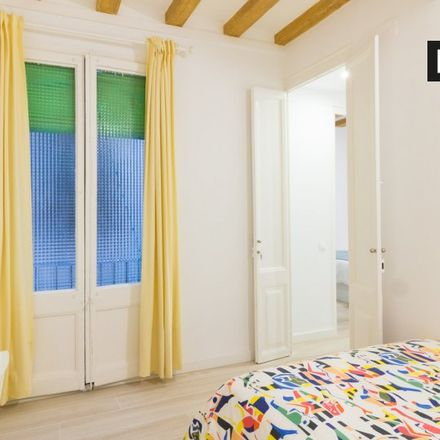 Rent this 4 bed apartment on Yellow Bakery in Carrer del Regomir, 4 Bis