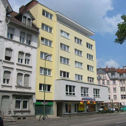 Rent this 1 bed apartment on Lamboystraße 23a in 63452 Hanau, Germany