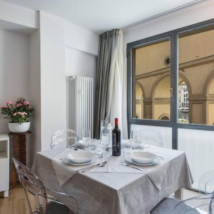 Rent this 1 bed apartment on Piazza dei Pesce in 1 R, 50125 Florence Florence