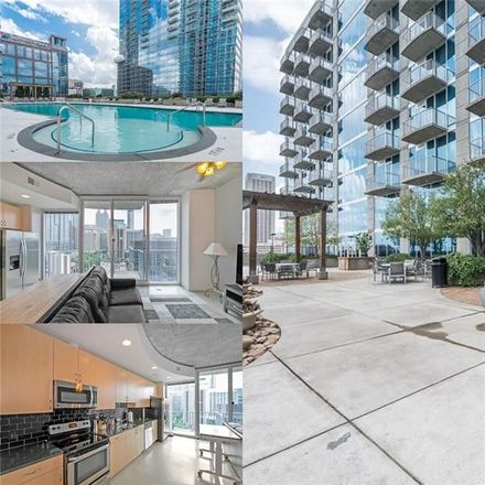 Rent this 1 bed condo on 400 West Peachtree Street Northwest in Atlanta, GA 30308