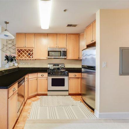 Rent this 1 bed apartment on Hoboken Grande in 610 Newark Street, Hoboken