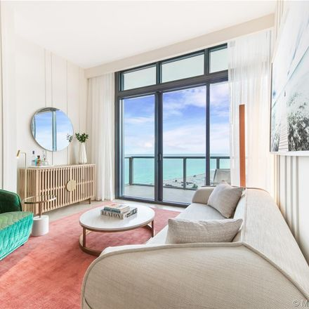 Rent this 1 bed condo on W South Beach in 2201 Collins Avenue, Miami Beach